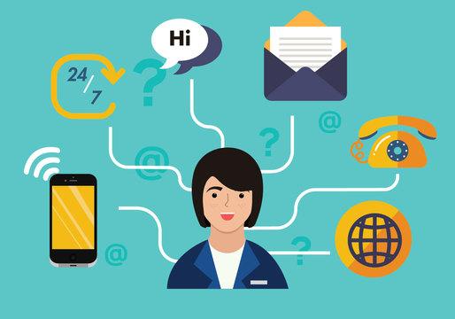 Image for Как да подържаме връзка с клиентите си
