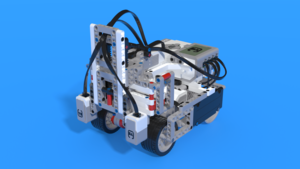 Image for Robot Construction from LEGO Mindstorms EV3