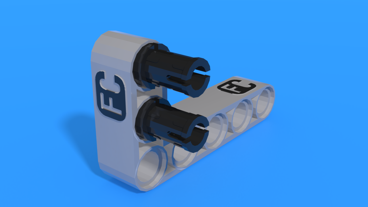 Image for FLL 2019: Attachment To Accomplish The City Shaper Swing (07) Robot Game Mission