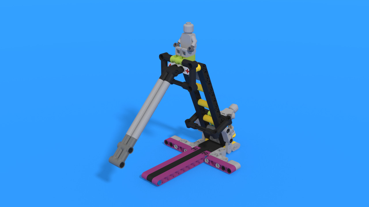 Image for Bag 4 Slide - FIRST LEGO League 2020-2021 RePLAY