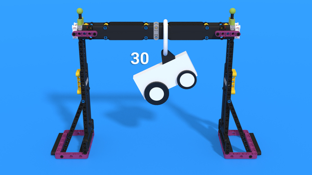 Image for Pull-Up Bar M06 FIRST LEGO League 2020-2021 RePLAY Challenge