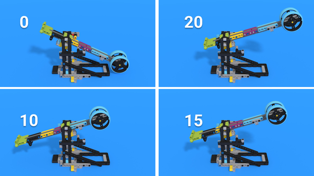 Image for Weight Machine M13 Flip FIRST LEGO League 2020-2021 RePLAY Challenge