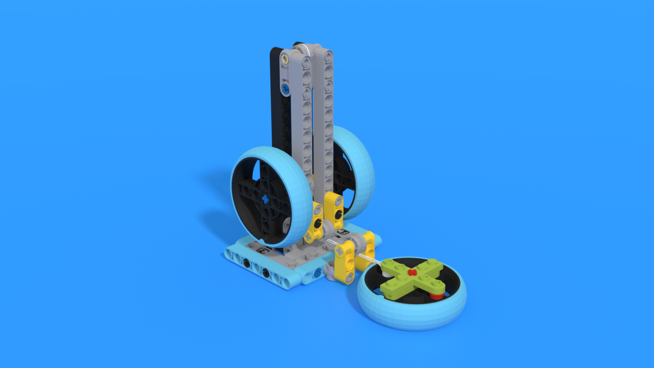 Image for Bag 6 - Rowing Machine - FIRST LEGO League 2020-2021 RePLAY