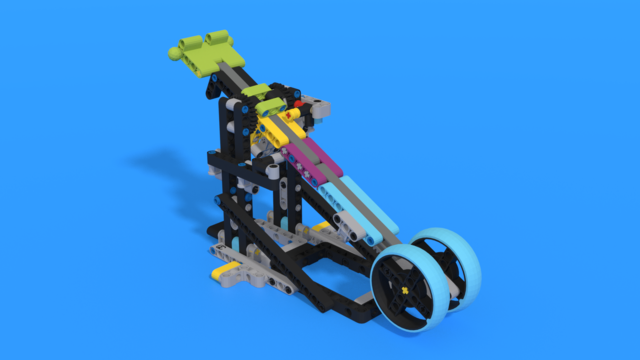 Image for Bag 6 - Weight Machine - FIRST LEGO League 2020-2021 RePLAY