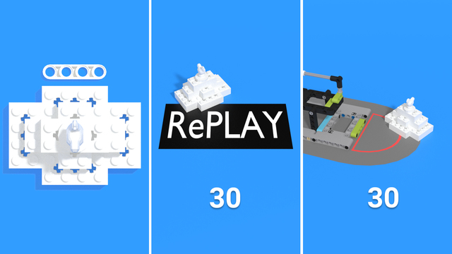 Image for  Innovation Project M01 FIRST LEGO League 2020-2021 RePLAY Challenge