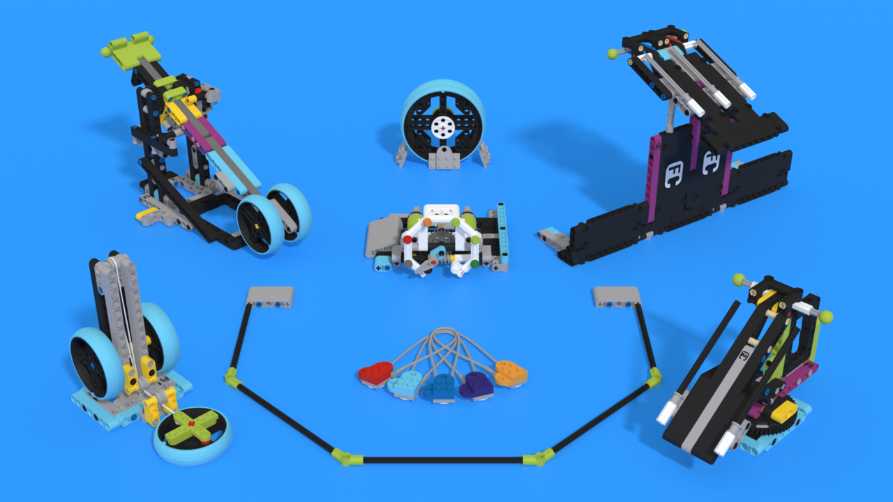Image for FIRST LEGO League 2020 RePlay Solutions and review with SPIKE Prime