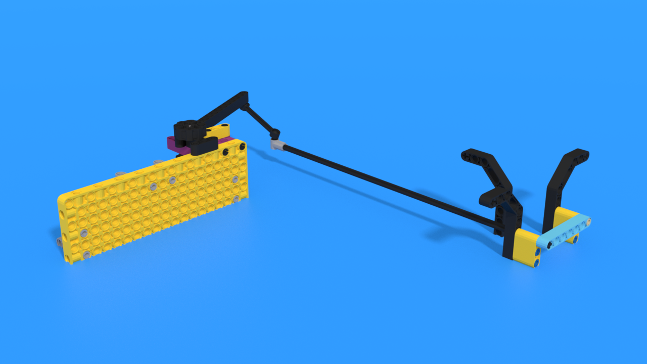 Image for  FLL2019: Crane attachment for The City Shaper Robot Game
