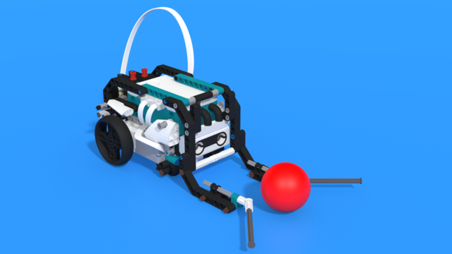 Image for Tricky - Basketball attachment from LEGO Mindstorms Inventor 51515