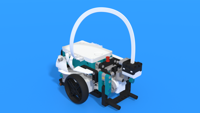 Image for Tricky - Kick the ball attachment from LEGO Mindstorms Robot Inventor
