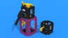 Image for Mighty Coffee - a coffee machine and a coffee cup from LEGO Education SPIKE Prime