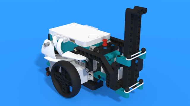 Image for Tricky - Writing attachment оfrom LEGO Mindstorms Robot Inventor