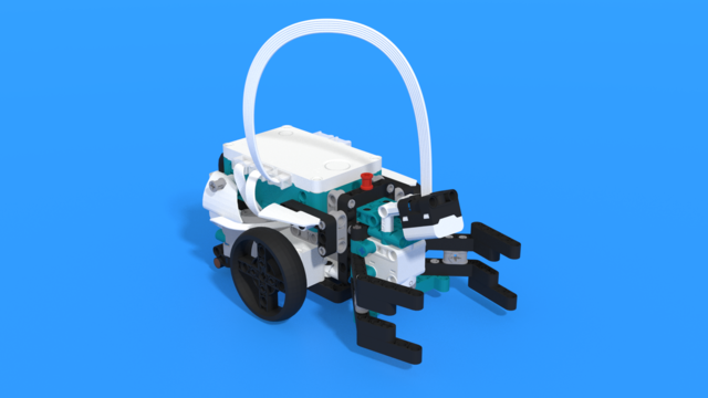 Image for Tricky - Ball grabbing attachment from LEGO Mindstorms Robot Inventor