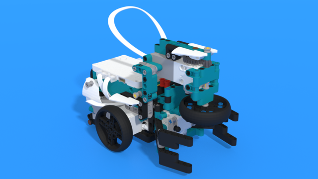 Image for Tricky - Turning attachment from LEGO Mindstorms Robot Inventor