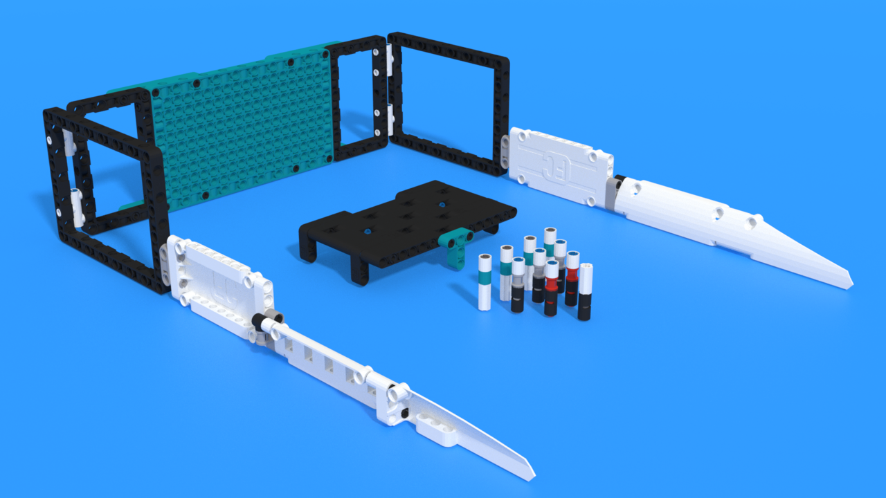 Image for Bowling Pins from LEGO Mindstorms Robot Inventor