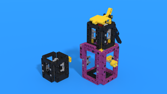 Image for Coffee Pot from LEGO Education SPIKE Prime in 3D building instructions