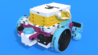 Image for Luly, small LEGO Education SPIKE Prime competition robot with 3D building instructions