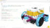Image for Python program to turn until reaching an angle with LEGO Education SPIKE Prime Gyro Sensor