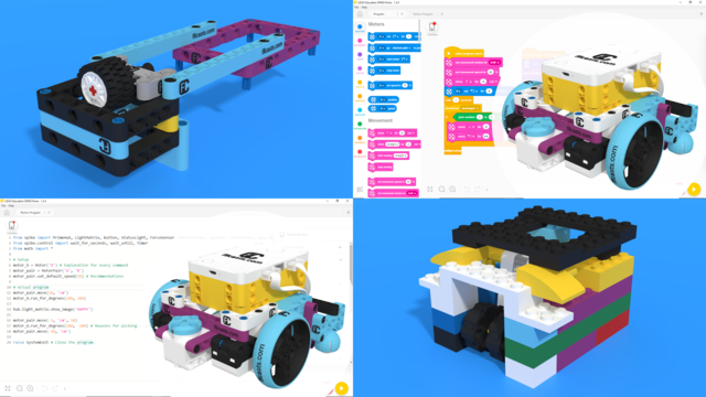Image for Introduction to the course and the FIRST LEGO League with LEGO Education SPIKE Prime