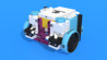 Image for Robotistka, a competition box robot from LEGO Education SPIKE Prime, with 3D building instructions
