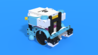 Image for Gazon, LEGO Education SPIKE Prime competition robot