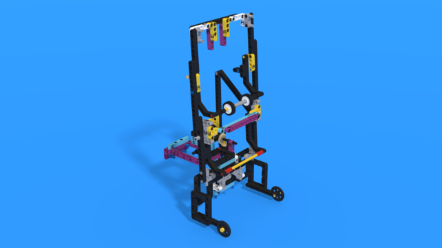 Image for  FLL 2020: Attachment for Tire Flip mission