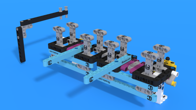 Image for FLL 2020: Attachment for Bench mission
