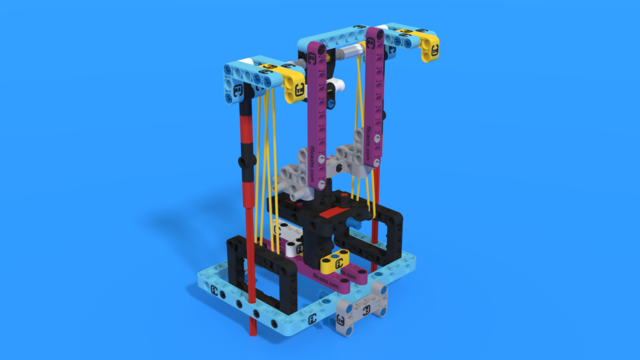 Image for FLL 2020: Attachment for Pull-Up bar mission