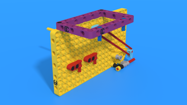 Image for FLL 2020: Attachment for Weight Machine mission