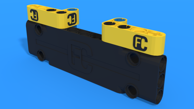 Image for  FLL 2020: Attachment for the Step Counter mission