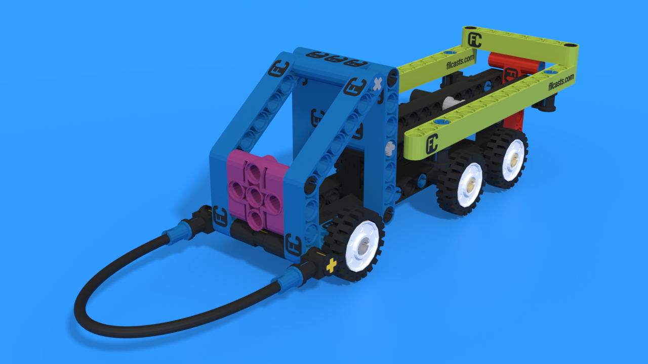 Image for Prepare for FIRST LEGO League 2021 Cargo connect Robot Game. The complete guide