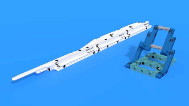 Image for Bag 6 - Turbine Blade and its Holder - FIRST LEGO League 2021-2022 CARGO CONNECT