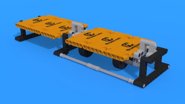 Image for Bag 8 - Cargo Ship's Deck - FIRST LEGO League 2021-2022 CARGO CONNECT