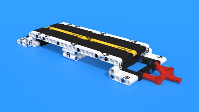 Image for Bag 11 - Bridge - FIRST LEGO League 2021-2022 CARGO CONNECT