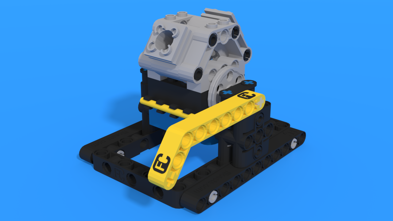 Image for Bag 2 - Switch Engine - FIRST LEGO League 2021-2022 CARGO CONNECT