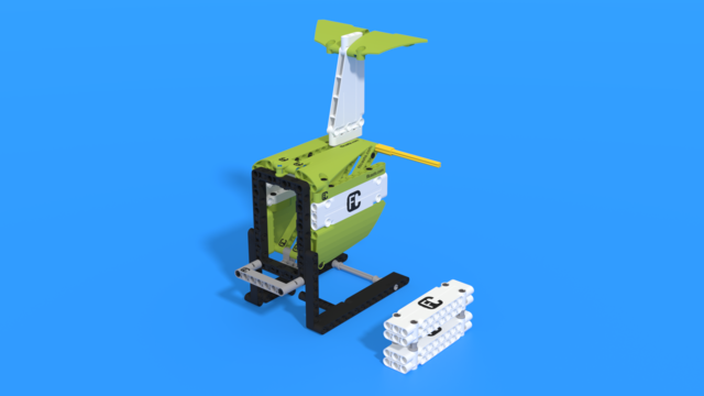 Image for Bag 14 - Cargo Plane and Cargo - FIRST LEGO League 2021-2022 CARGO CONNECT