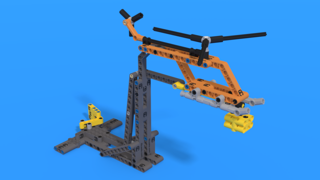 Image for Air Drop M08 FIRST LEGO League 2021-2022 Cargo Connect Challenge