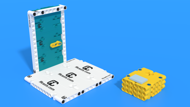 Image for Bag 4 - Doorstep and Package - FIRST LEGO League 2021-2022 CARGO CONNECT