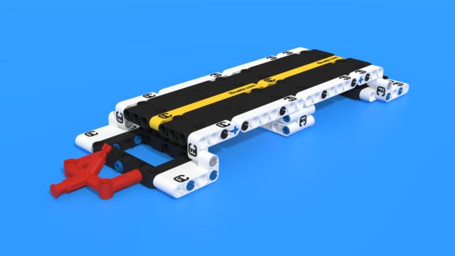 Image for Bridge M14 FIRST LEGO League 2021-2022 Cargo Connect Challenge