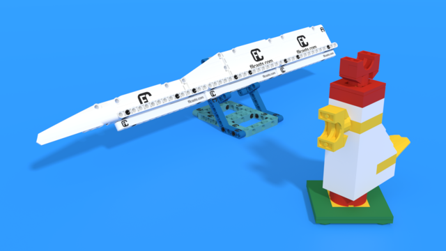 Image for Large Delivery M12 FIRST LEGO League 2021-2022 Cargo Connect Challenge