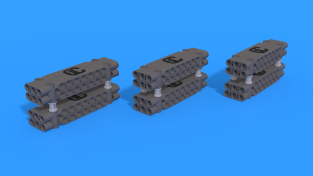 Image for Bag 3 - Containers - FIRST LEGO League 2021-2022 CARGO CONNECT