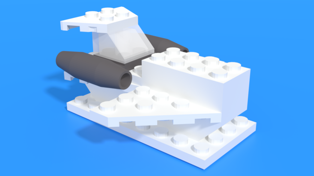 Image for Bag 16 - Plane from Innovation Project Bricks - FIRST LEGO League 2021-2022 CARGO CONNECT