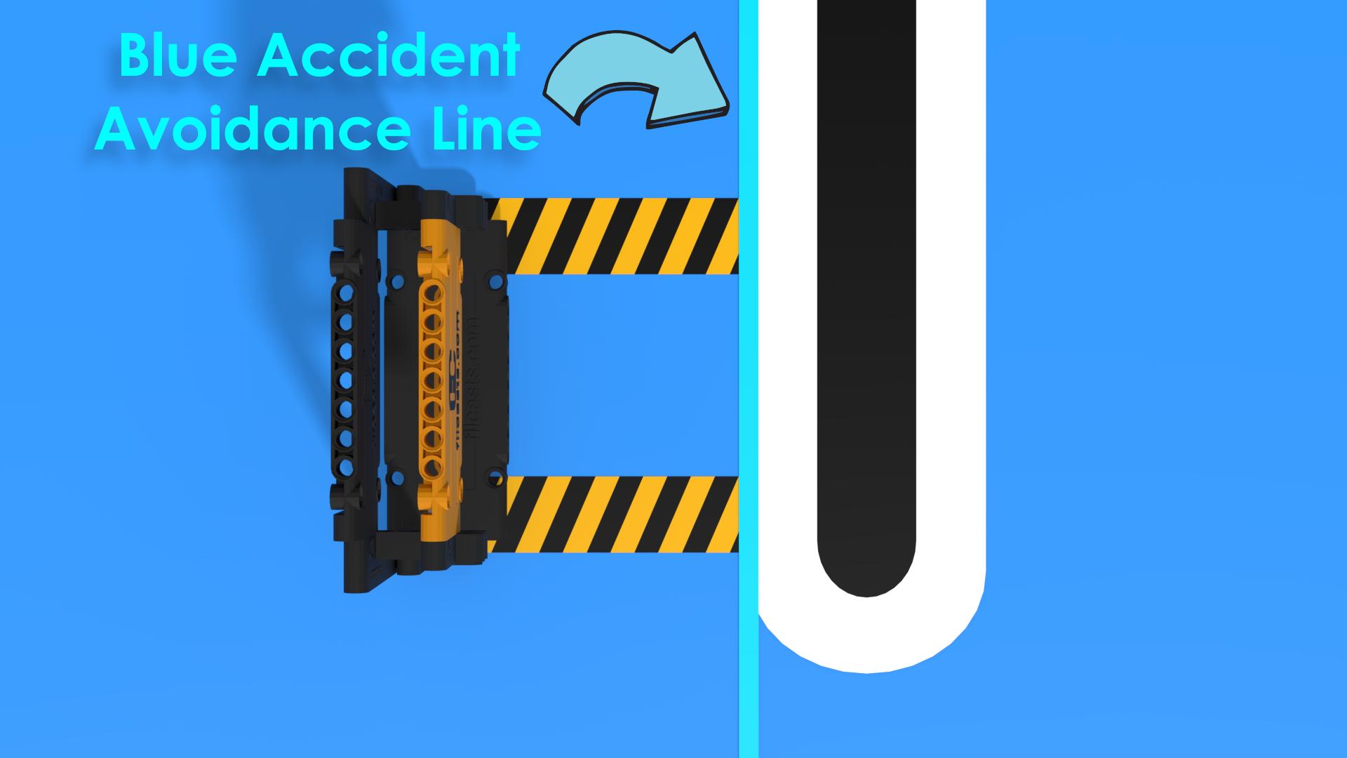 Accident Avoidance Line