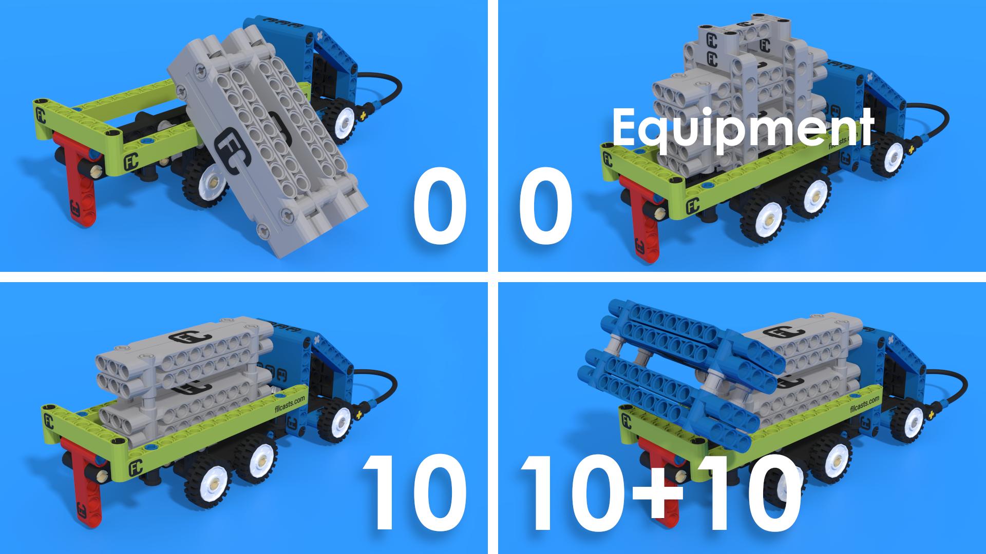 Load Cargo Trucks