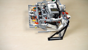 Image for Improving FLL Robot Game. The planetary mechanism for Lifting the robot