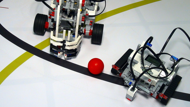 Image for World Robotics Olympiad (WRO) 2014 Junior-High. Review of solutions with explanations