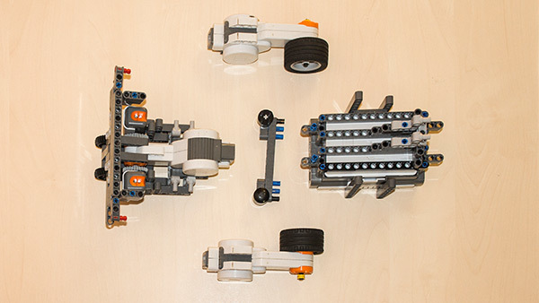 Image for How to build a LEGO Mindstorms Competition Robot