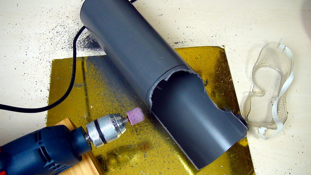 Image for Tetrix FTC. Task. Cut and prepare a pipe