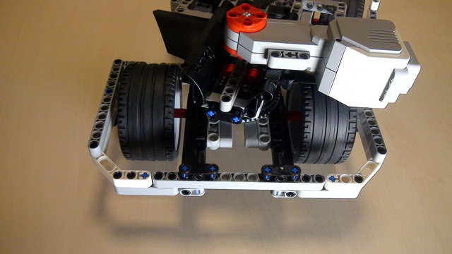 Image for Differential Lock on BigDaddy Competition Robot (Part 9)