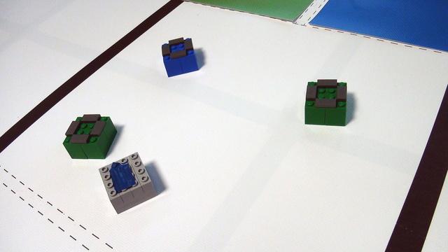 Image for Sort block program for WRO 2013