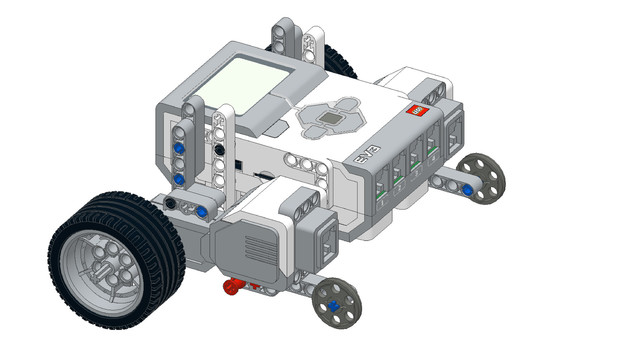 Image for EV3 Phi. Details about LEGO Mindstorms robot constructions
